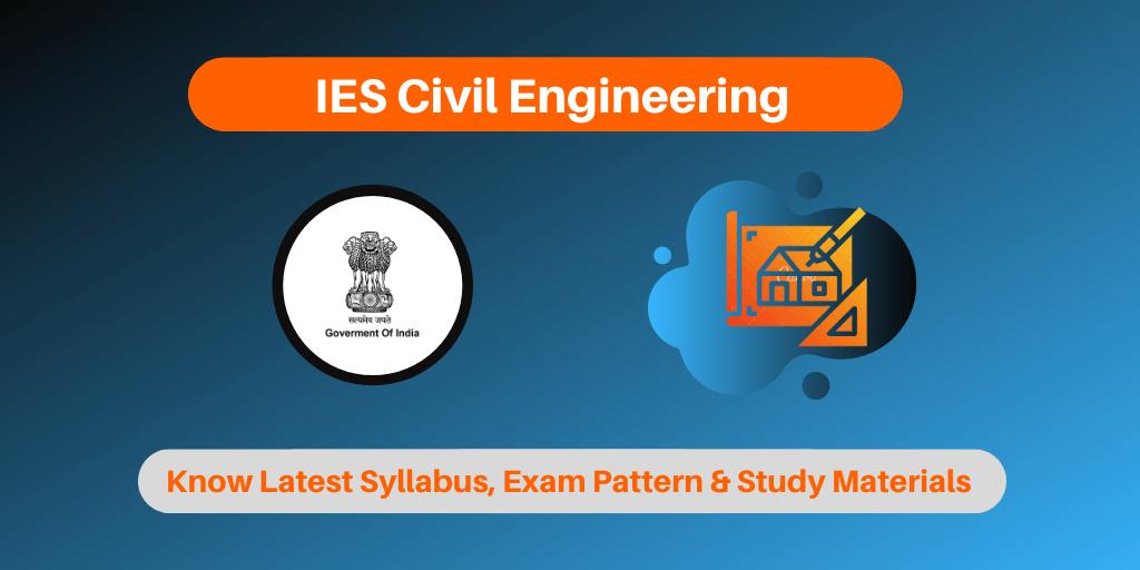 IES Civil Engineering