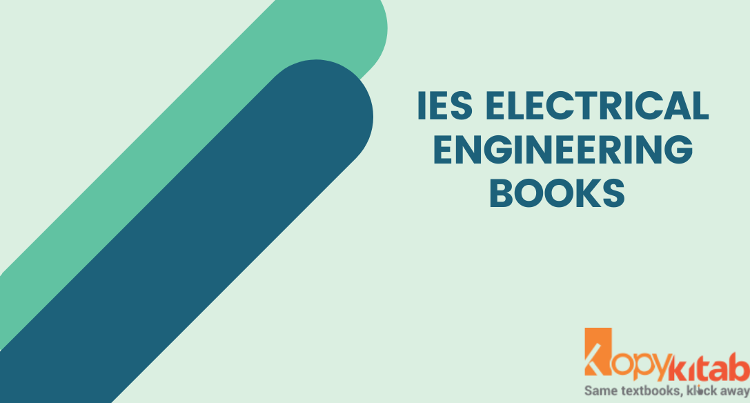IES Electrical Engineering Books