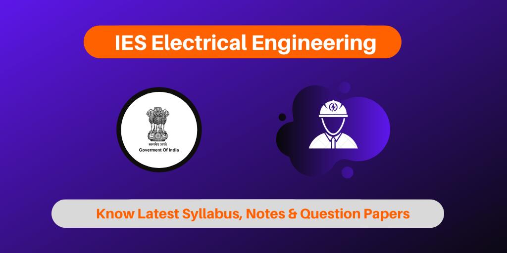 IES Electrical Engineering