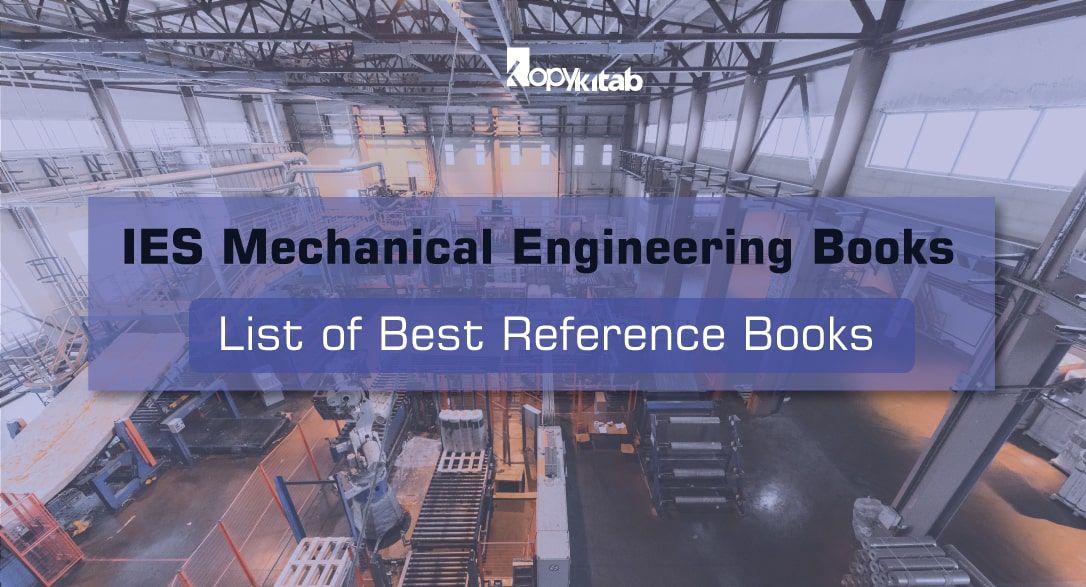 IES Mechanical Engineering Books
