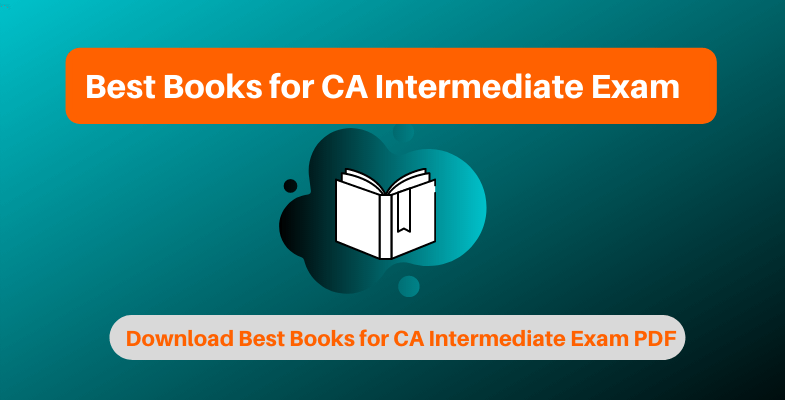 Best Books for CA Intermediate Exam