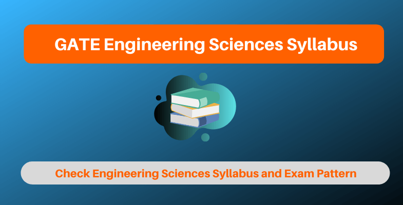 GATE Engineering Sciences Syllabus