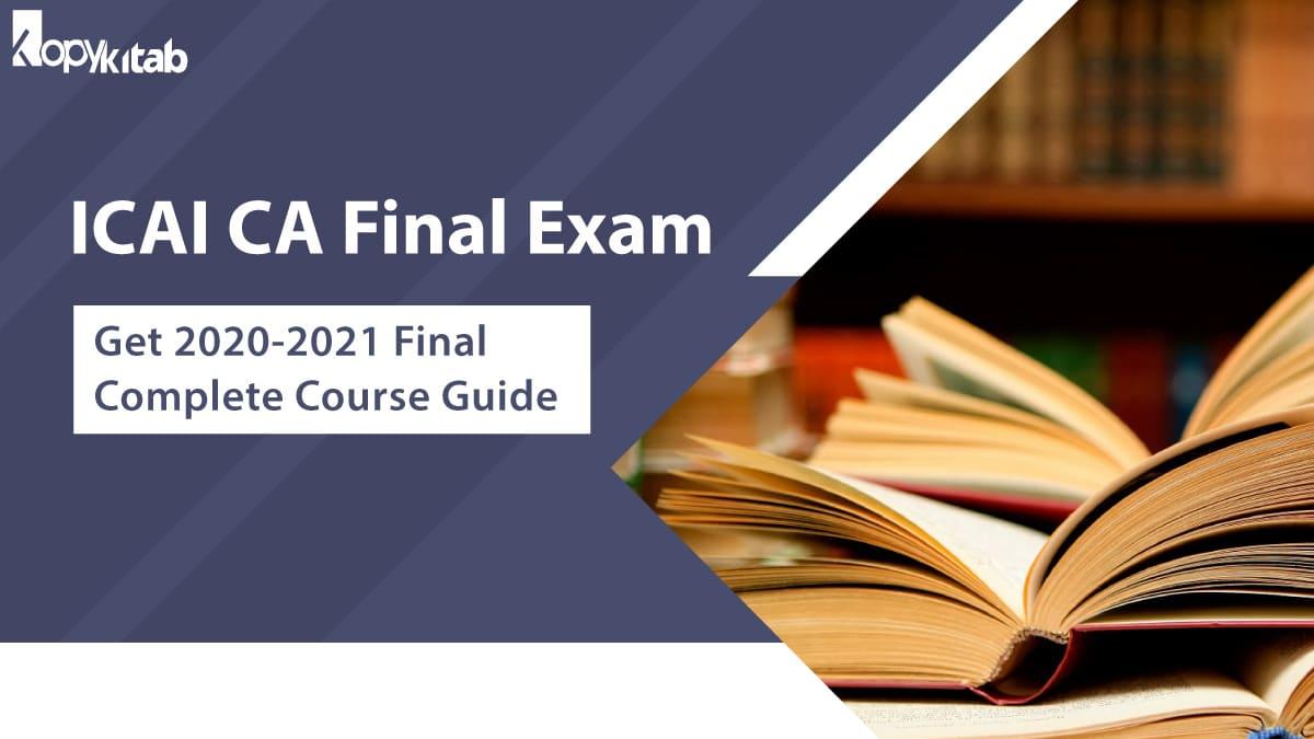 CA Final Exam