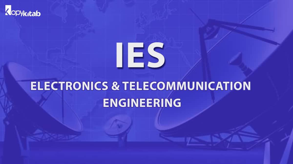 IES Electronics & Telecommunication Engineering