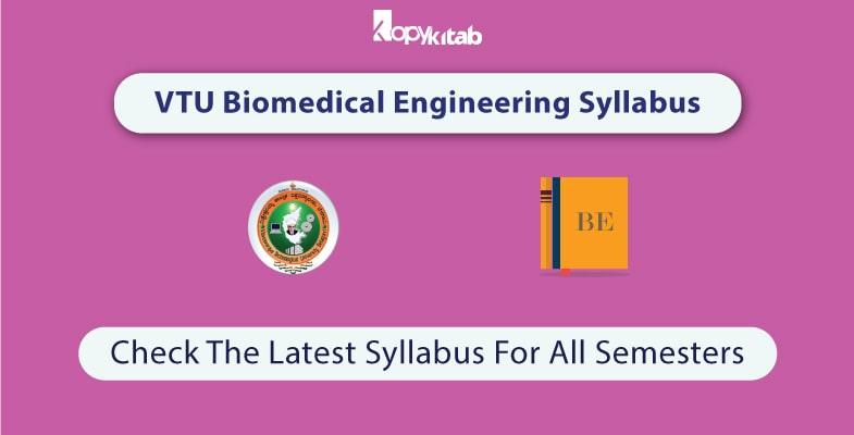 VTU-Biomedical-Engineering-Syllabus