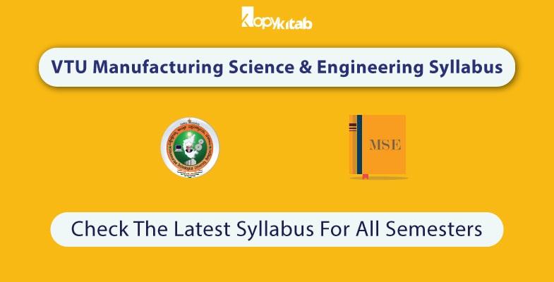 VTU-Manufacturing-Science-&-Engineering-Syllabus