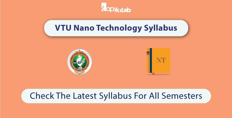 VTU-Nano-Technology-Syllabus