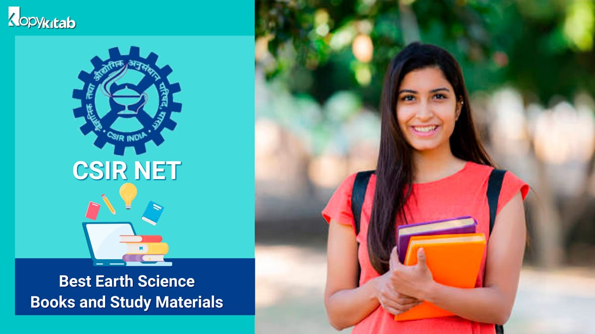 Best CSIR NET Earth Science Books and Study Materials