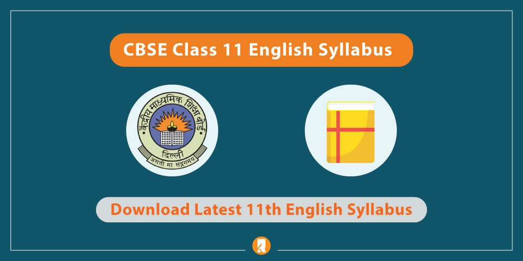 CBSE-Class-11-English-Syllabus
