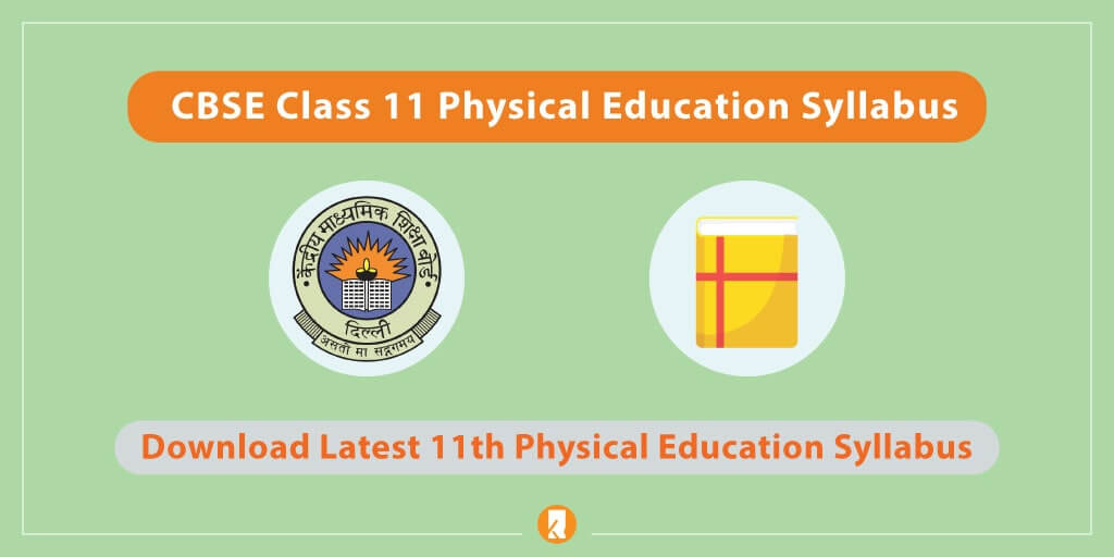 CBSE-Class-11-Physical-Education-Syllabus