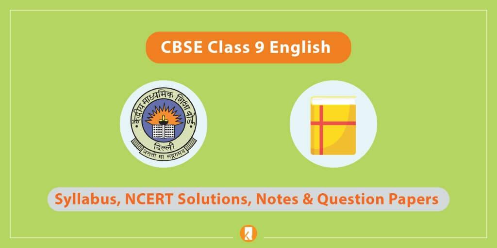 CBSE-Class-9-English