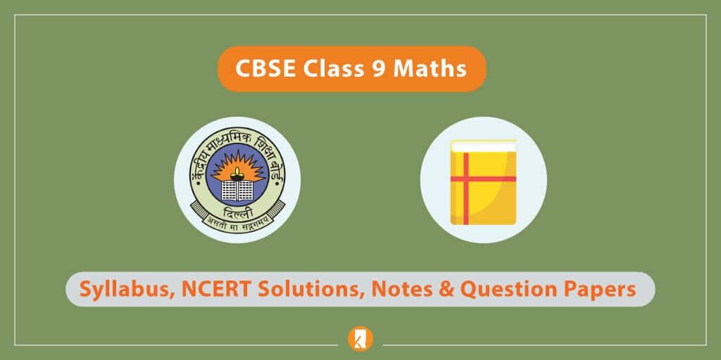 CBSE-Class-9-Maths