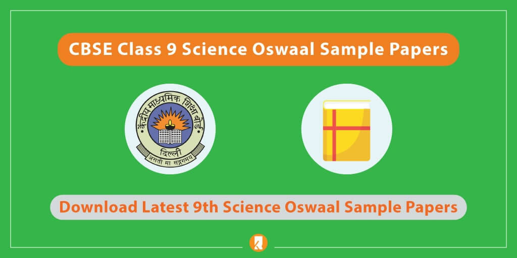 CBSE-Class-9-Science-Oswaal-Sample-Papers
