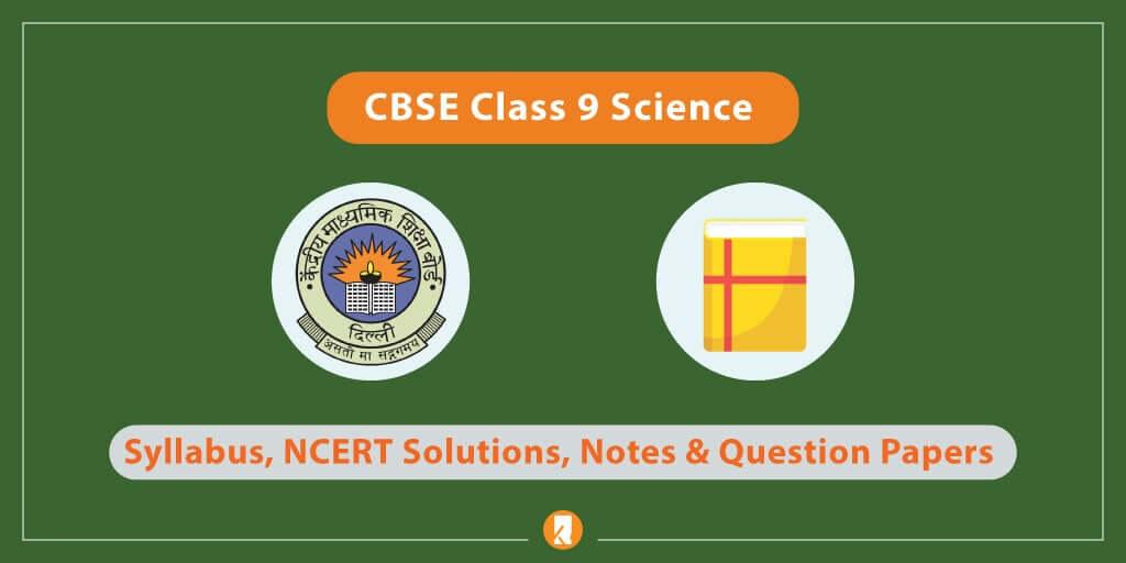 CBSE-Class-9-Science