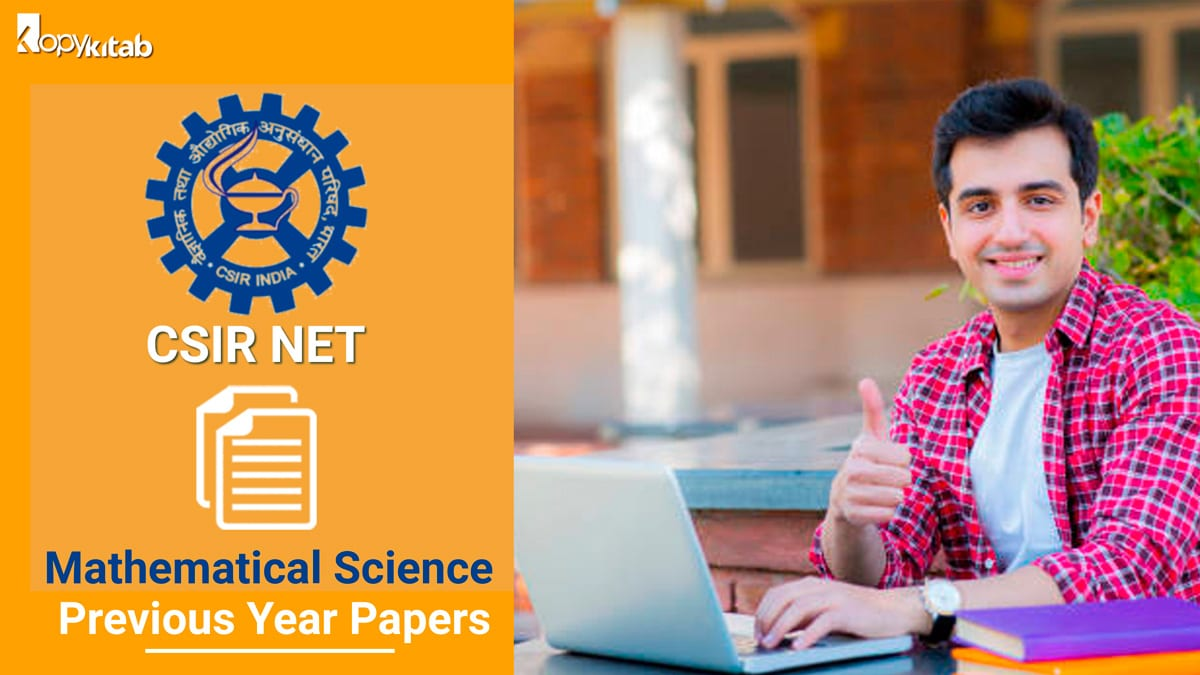 CSIR NET Mathematical Science Previous Year Papers