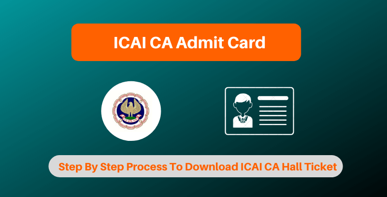 ICAI CA Admit Card