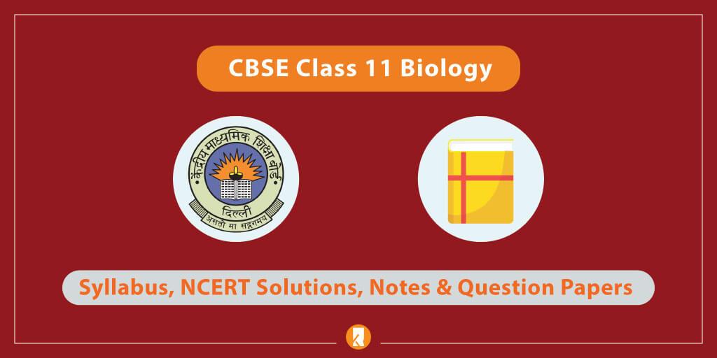 CBSE-Class-11-Biology