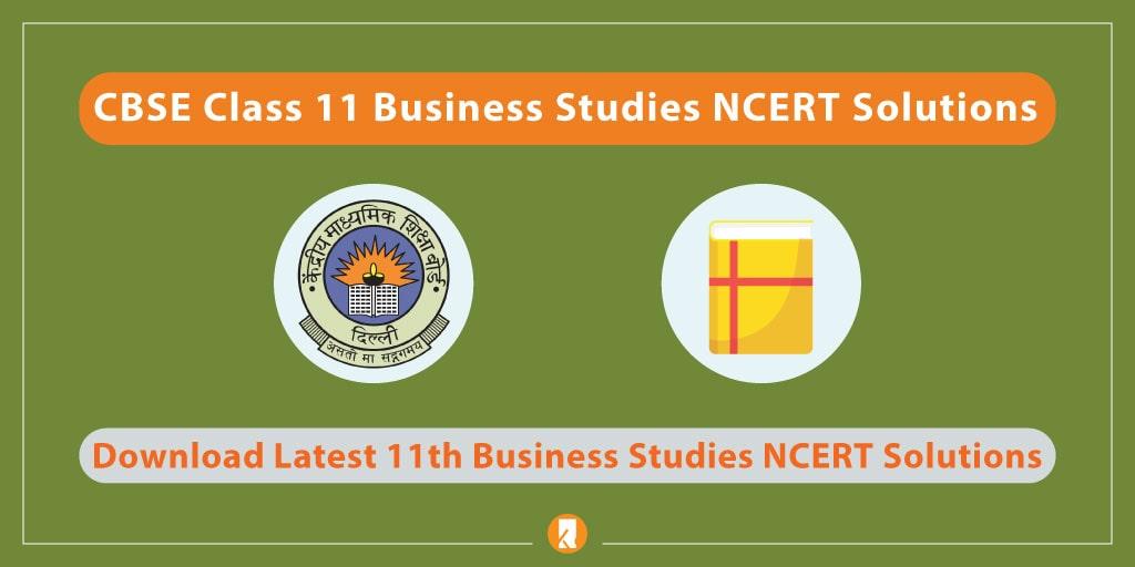 CBSE-Class-11-Business-Studies-NCERT-Solutions