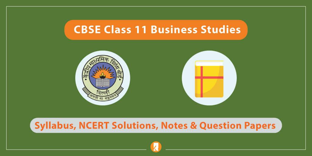 CBSE-Class-11-Business-Studies