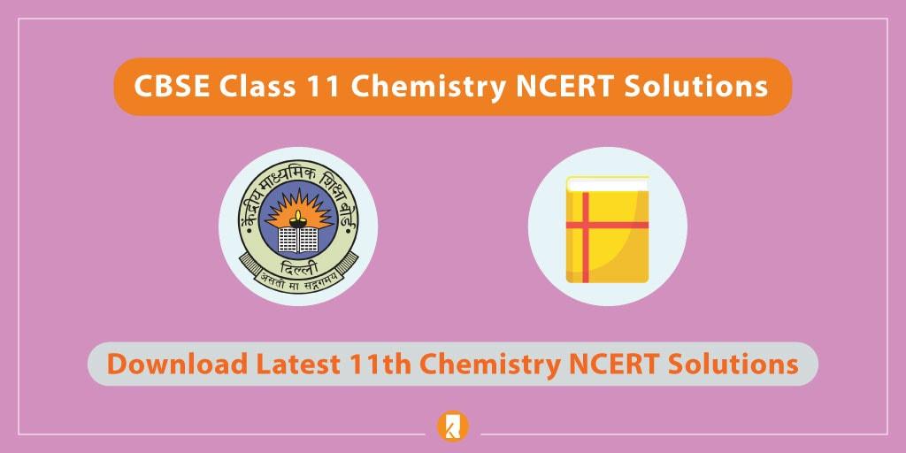 CBSE-Class-11-Chemistry-NCERT-Solutions