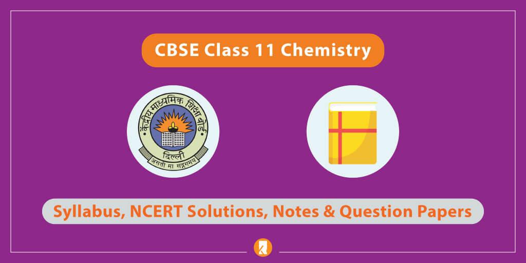CBSE-Class-11-Chemistry