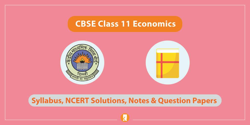 CBSE-Class-11-Economics