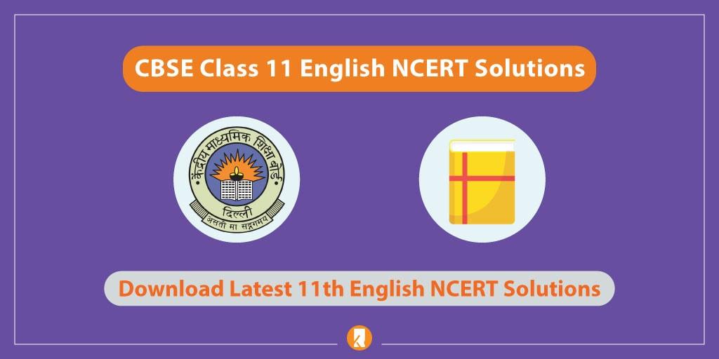 CBSE-Class-11-English-NCERT-Solutions