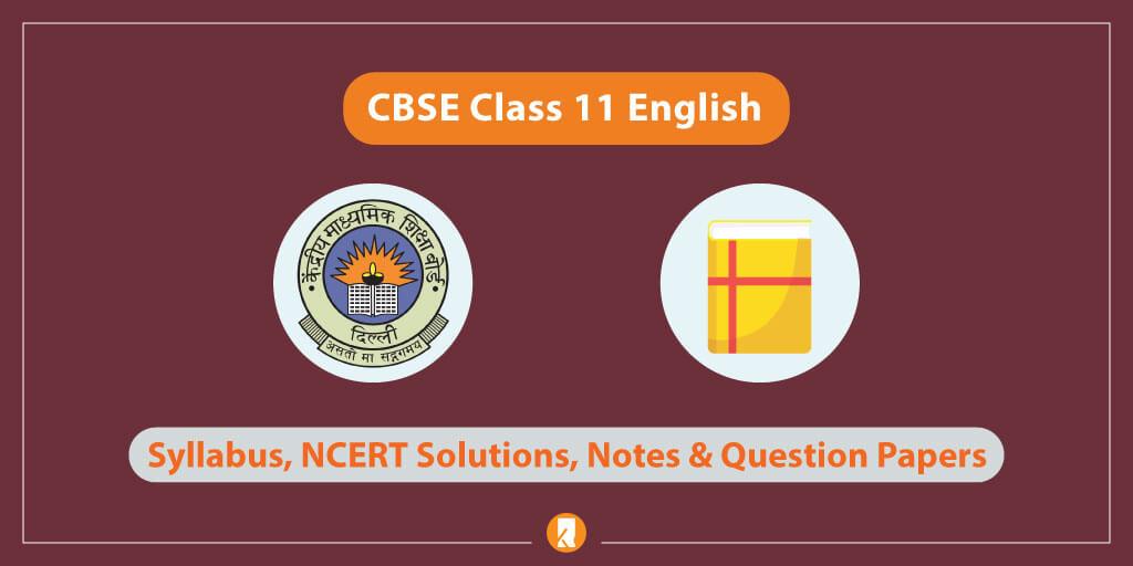CBSE-Class-11-English