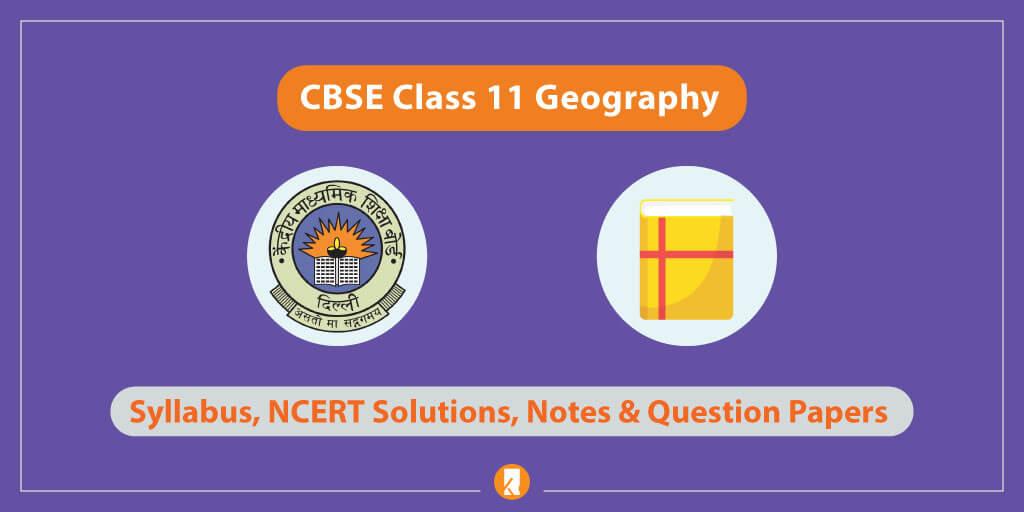 CBSE-Class-11-Geography