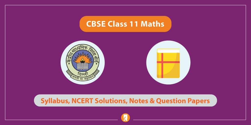 CBSE-Class-11-Maths
