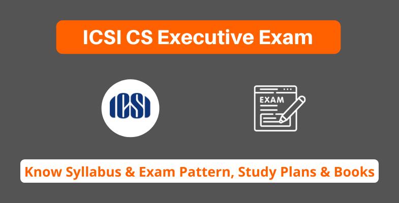 ICSI CS Executive Exam
