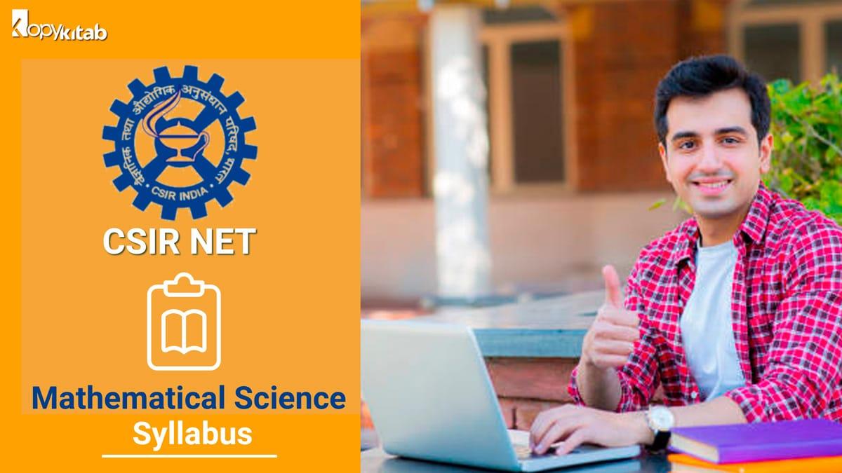CSIR NET Mathematical Sciences Syllabus