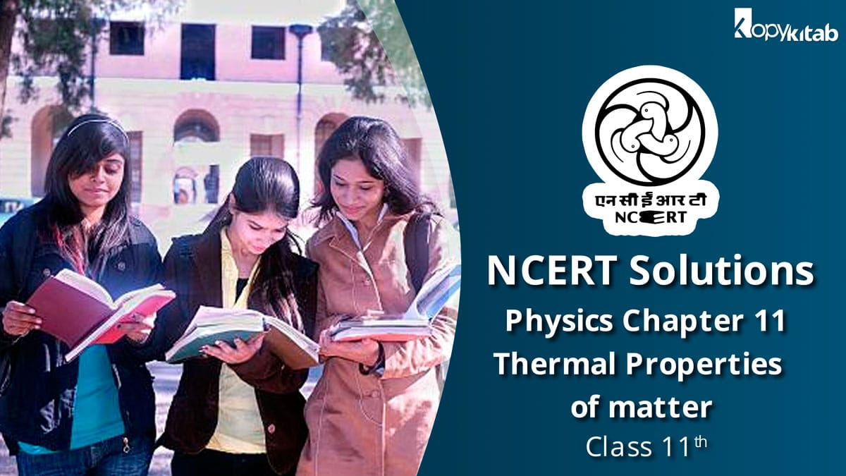 NCERT Solutions for Class 11 Physics Chapter 11