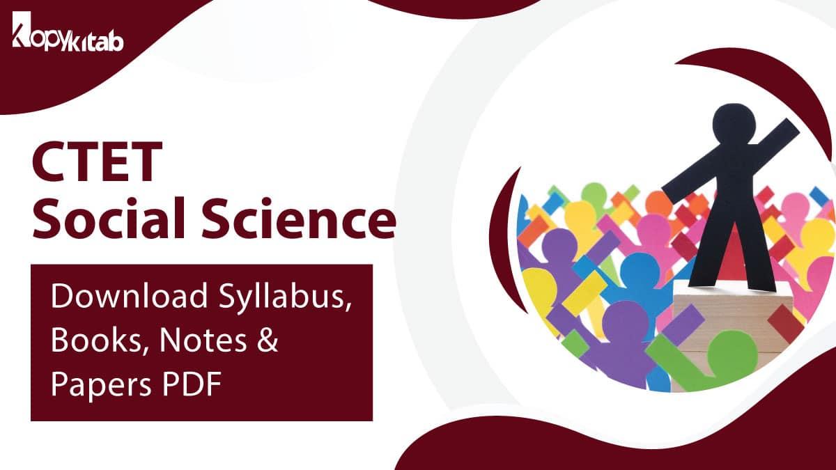 CTET Social Science