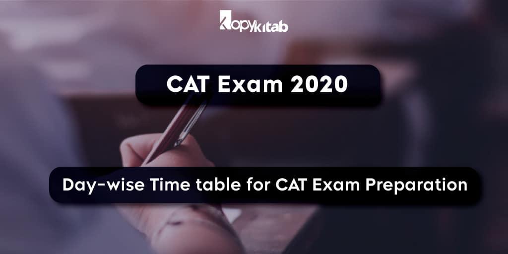 CAT Exam Preparation