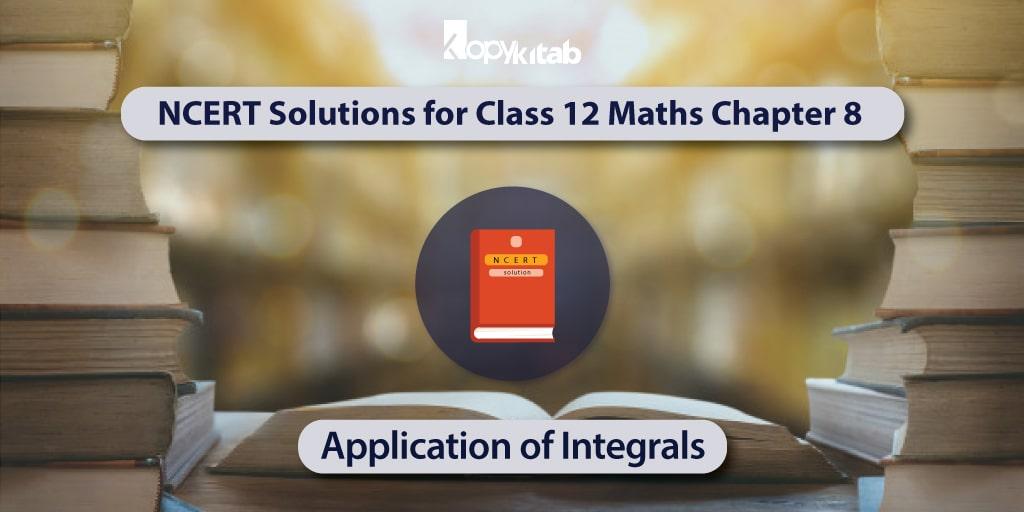 NCERT Solutions for Class 12 Maths Chapter 8