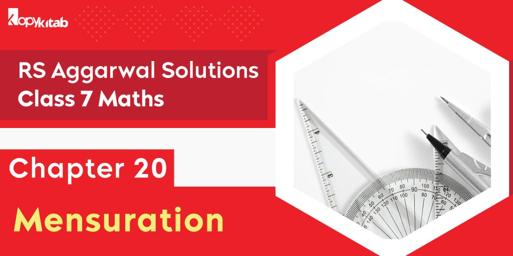 RS Aggarwal Solutions Class 7 Maths Chapter 20