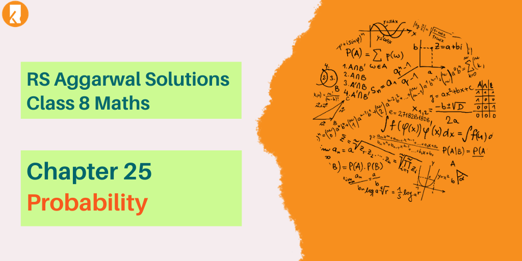 RS Aggarwal Solutions Class 8 Maths Chapter 25
