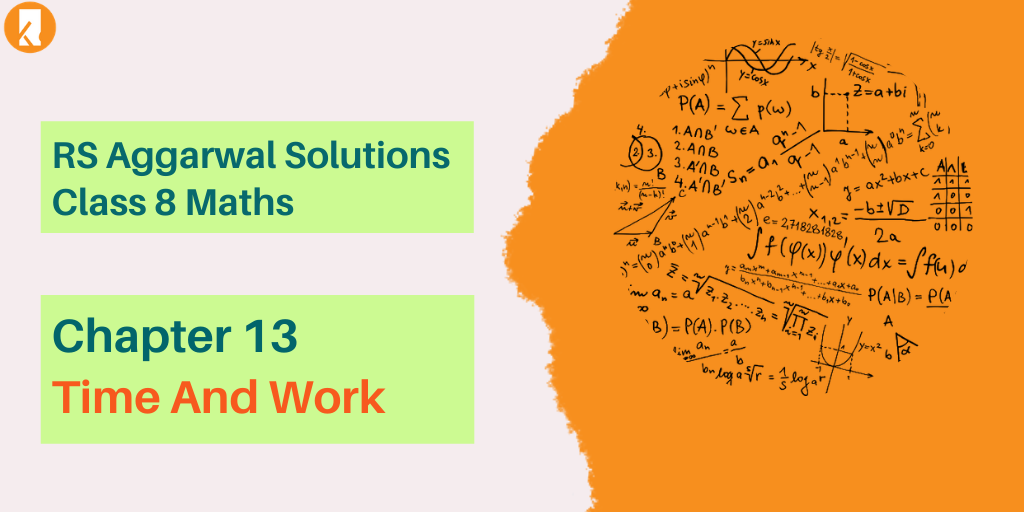 RS Aggarwal Solutions Class 8 Maths Chapter 13