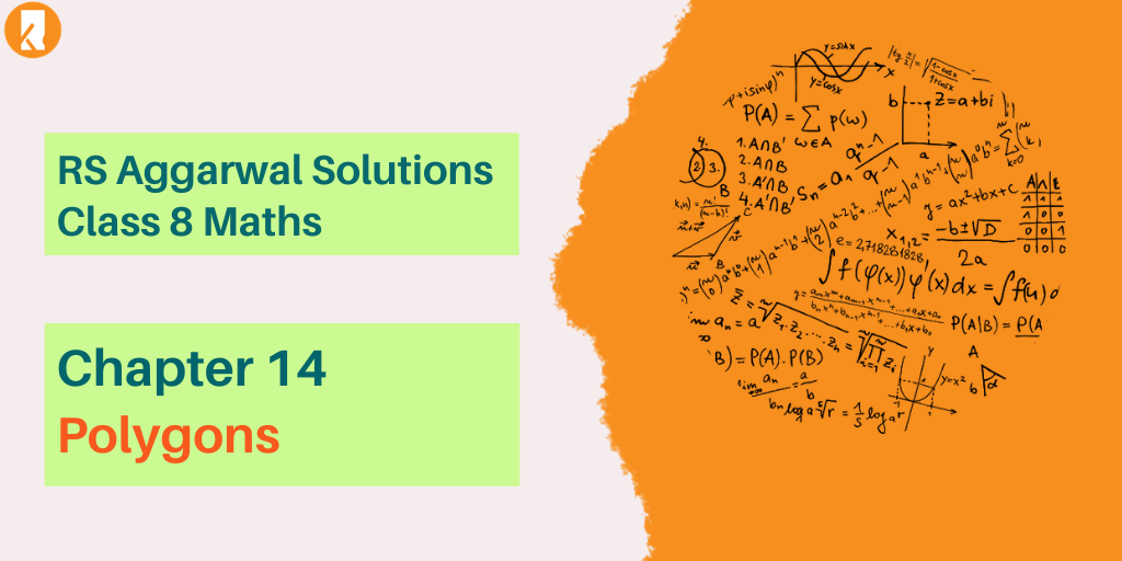 RS Aggarwal Solutions Class 8 Maths Chapter 14