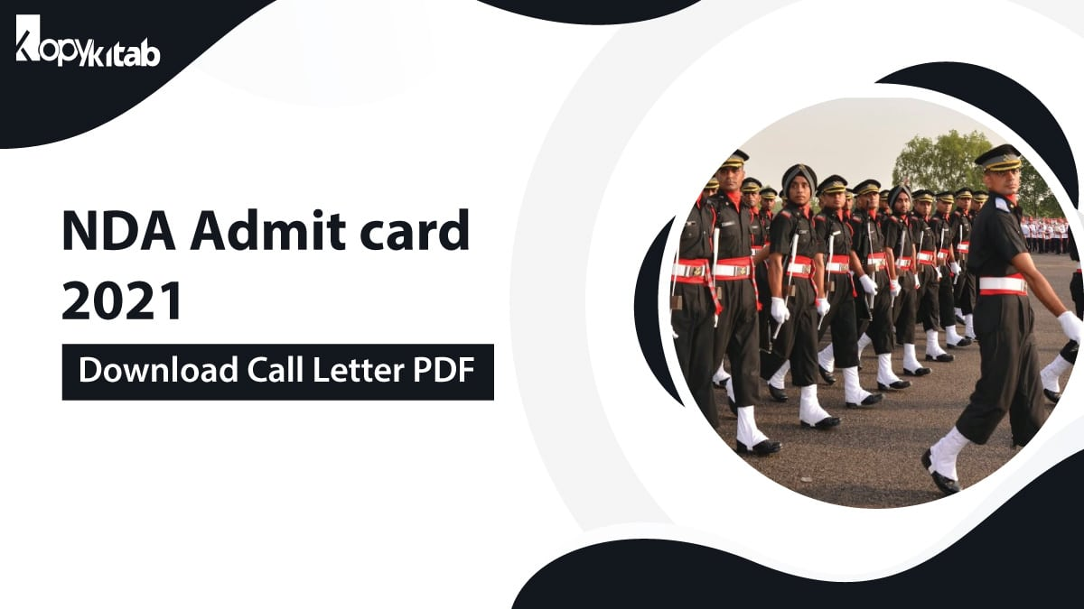 NDA-Admit-card