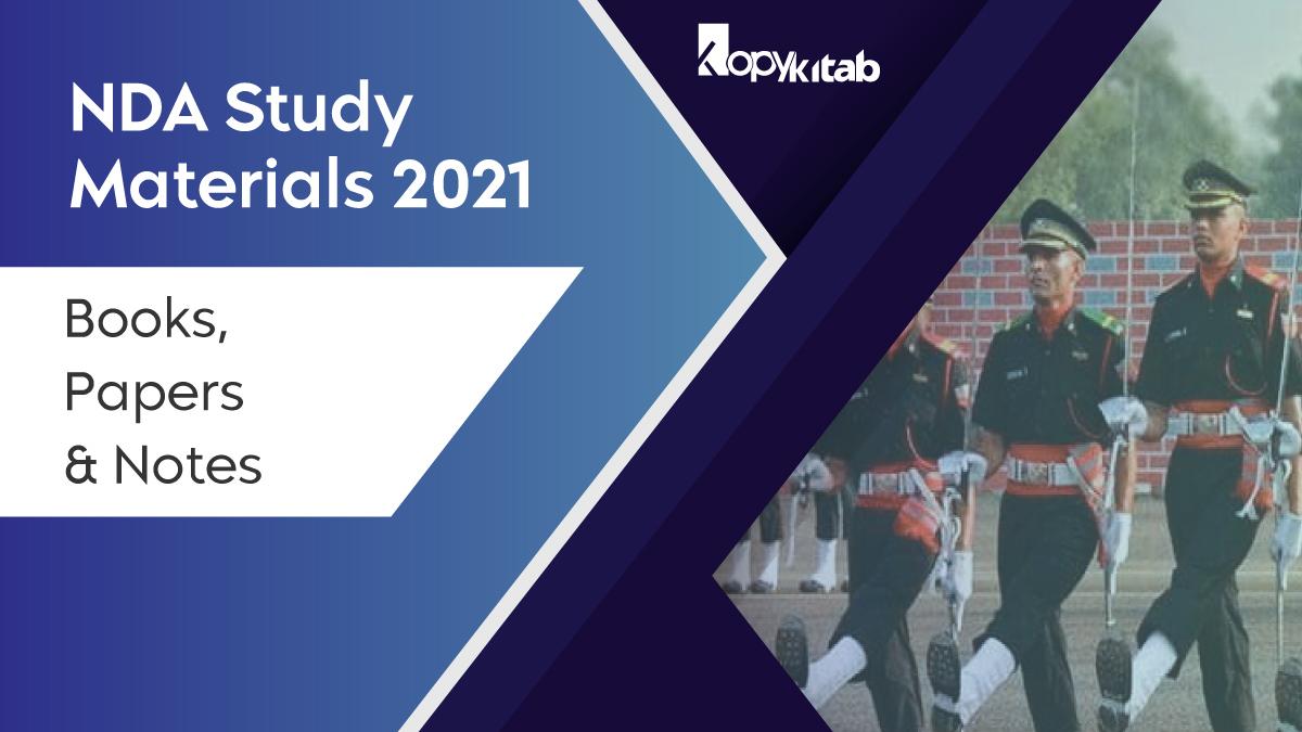 NDA Exam Study Materials
