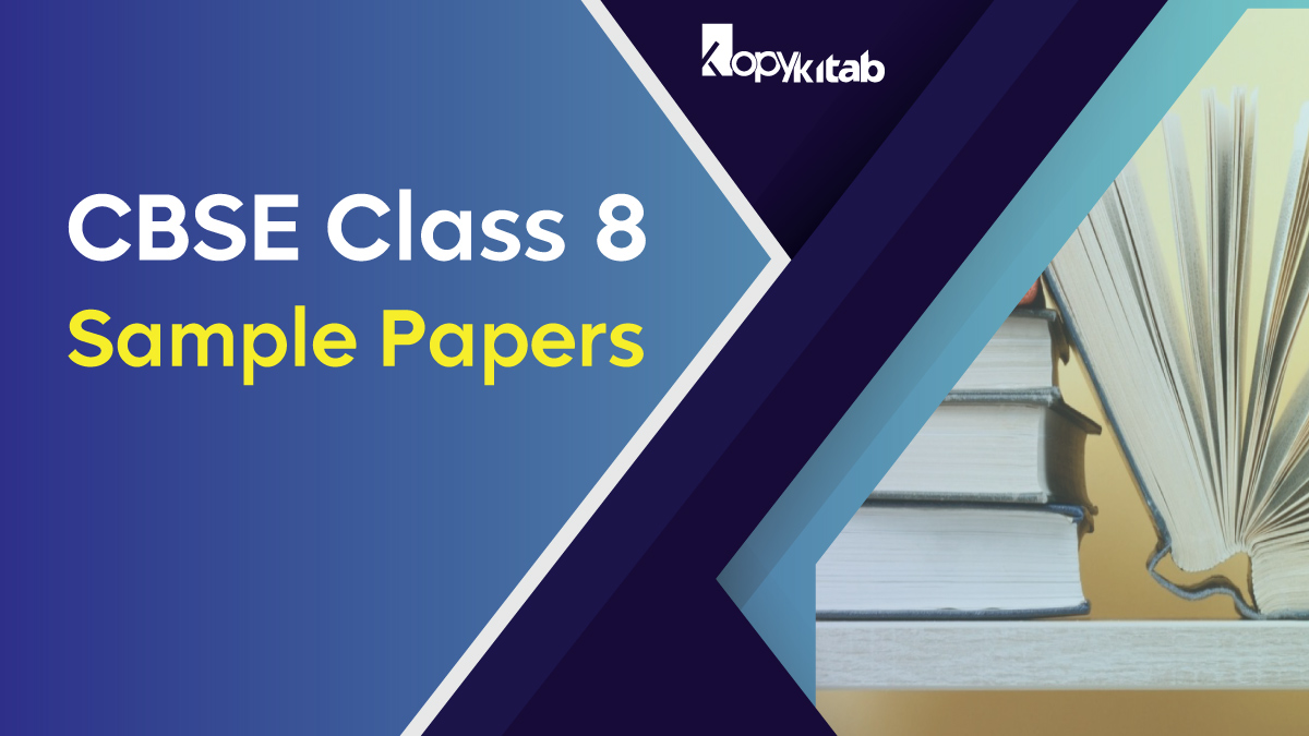 CBSE Sample Papers for Class 8