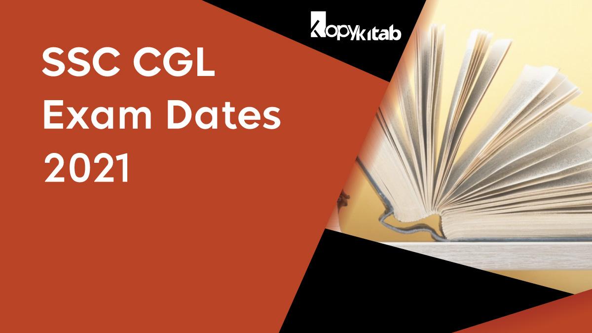SSC CGL Exam Date