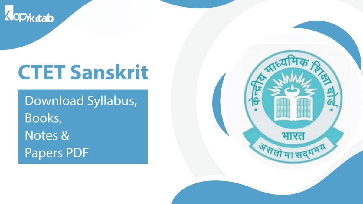 CTET Sanskrit