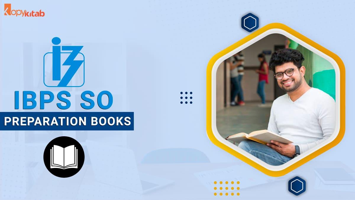IBPS SO Preparation Books