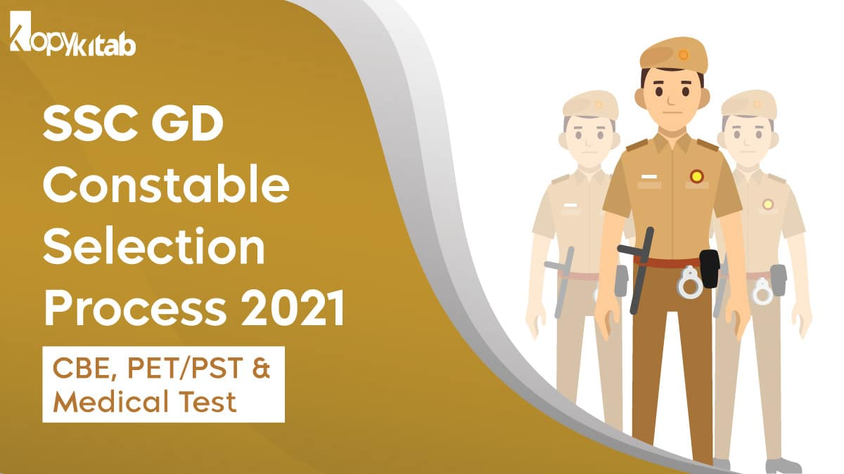 SSC GD Constable Selection Process