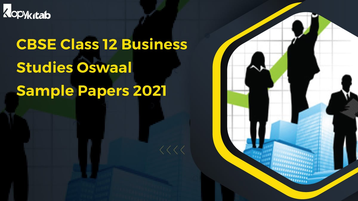 CBSE Class 12 Business Studies Oswaal Sample Papers