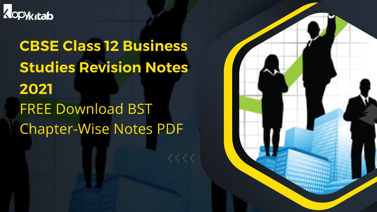 Class 12 Business Studies Revision Notes