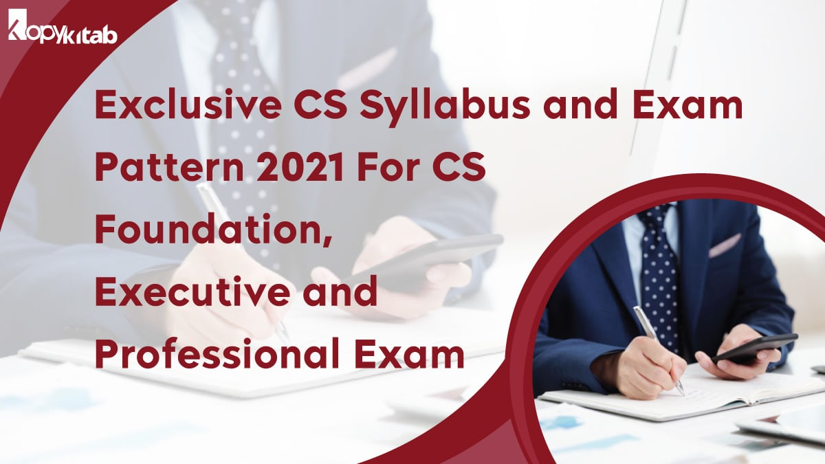 CS Syllabus and Exam Pattern